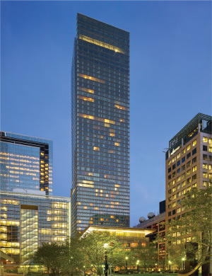 Building co the residences at the ritz carlton